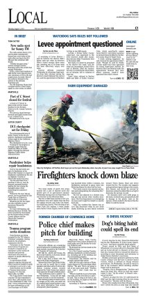 Local Page, August 11, 2011