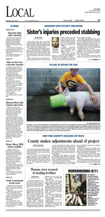 Local Page, August 24, 2011